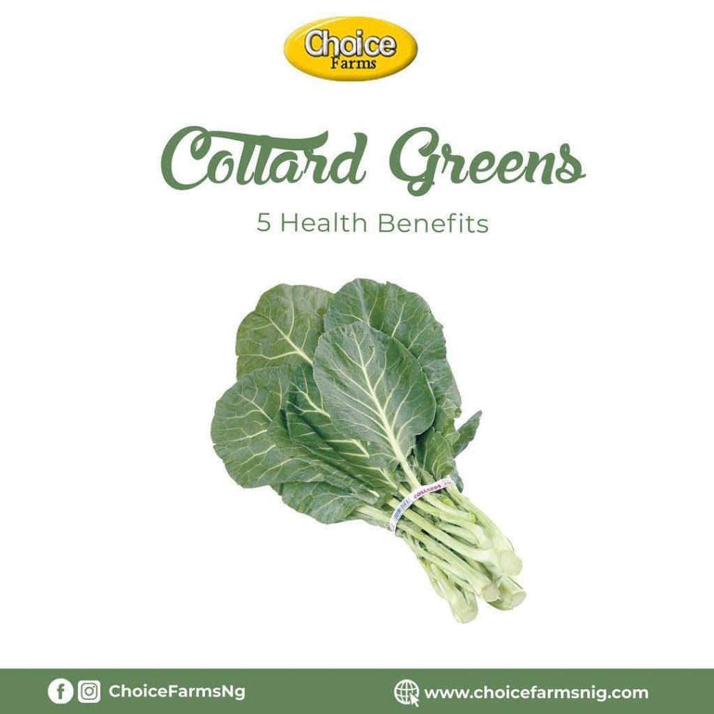 Collard Greens: 11 Amazing Health